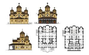 Храм Всецарица