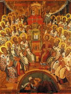 Неделя-святых-отцов-первого-вселенского-собора-1